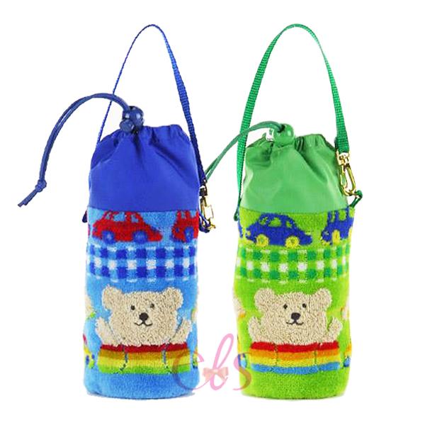 日本RAINBOW BEAR 彩虹熊 保冷水壺手提袋 A01/A02 兩款供選 ☆艾莉莎ELS☆