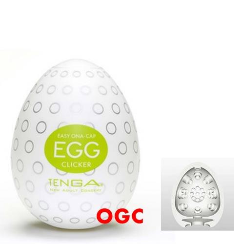 【OGC情趣用品】TENGA。EGG THUNDER【凸點型】