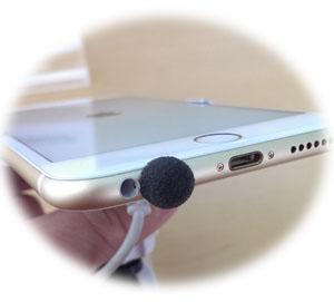 超奈米防水 手機、PDA  黏貼式 麥克風防風罩 - 自拍錄影或騎車專用 -  小荳荳防風貼 (2入裝)