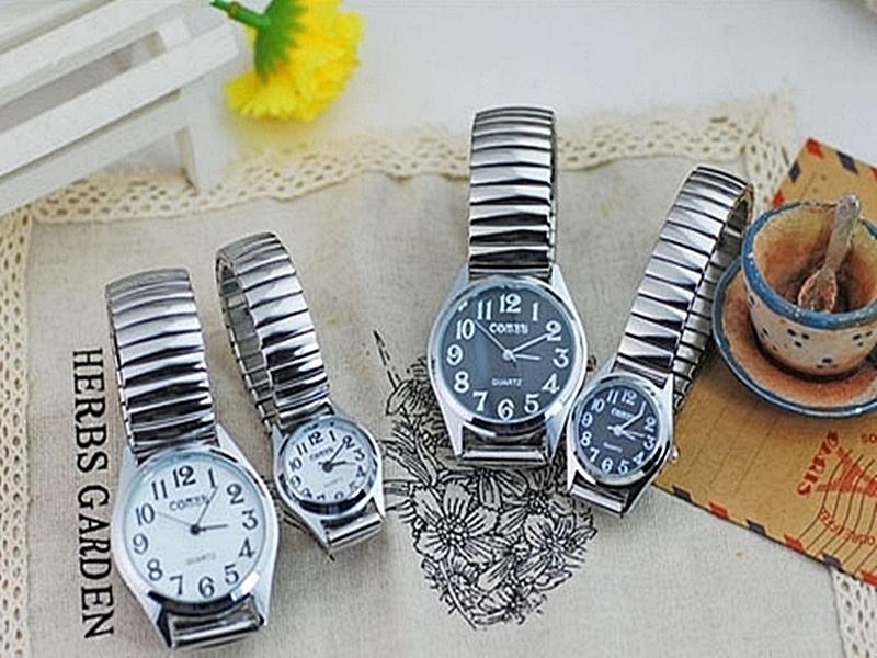 《316小舖》【PE63】(時尚情人對錶-男女對錶-單件價 /男女手錶/情人手錶/情侶手錶/情侶對錶/石英錶/機械錶/時尚鋼錶/手錶禮物)