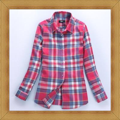 襯衫 OL長袖制服-修身休閒俏麗時尚女上衣3色53d16【韓國進口】【米蘭精品】