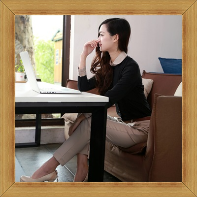 襯衫 OL長袖制服-修身休閒俏麗時尚女上衣5色53d19【韓國進口】【米蘭精品】