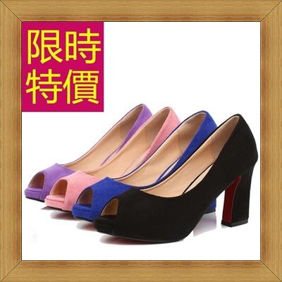 高跟鞋 女鞋子-時尚優雅亮麗女休閒鞋4色2款53x50【韓國進口】【米蘭精品】