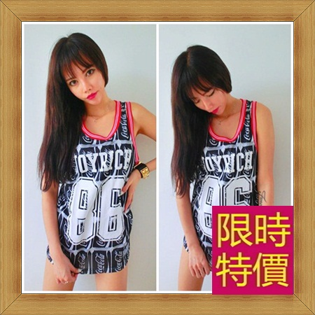 籃球衣 休閒服-舒適時尚運動女藍球背心55oo32【美國進口】【米蘭精品】