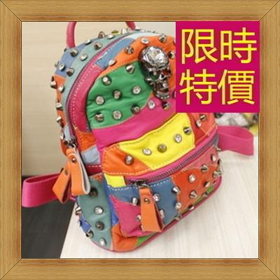 後背包 女包包-時尚繽紛多彩皮革彩紅包(大)57f4【韓國進口】【米蘭精品】