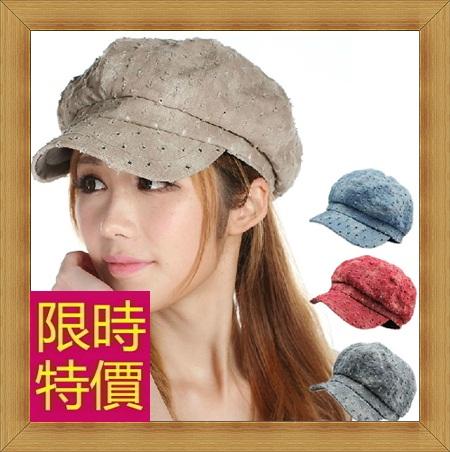 畫家帽 女帽子-休閒時尚潮流遮陽帽4色57j67【韓國進口】【米蘭精品】