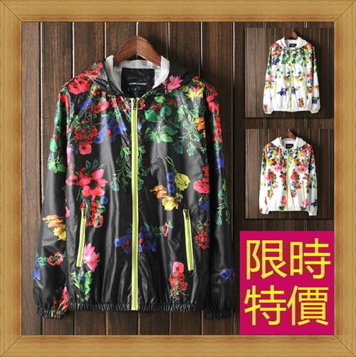 防曬外套 男夾克-遮陽抗UV防紫外線男外套3色57l24【日本進口】【米蘭精品】
