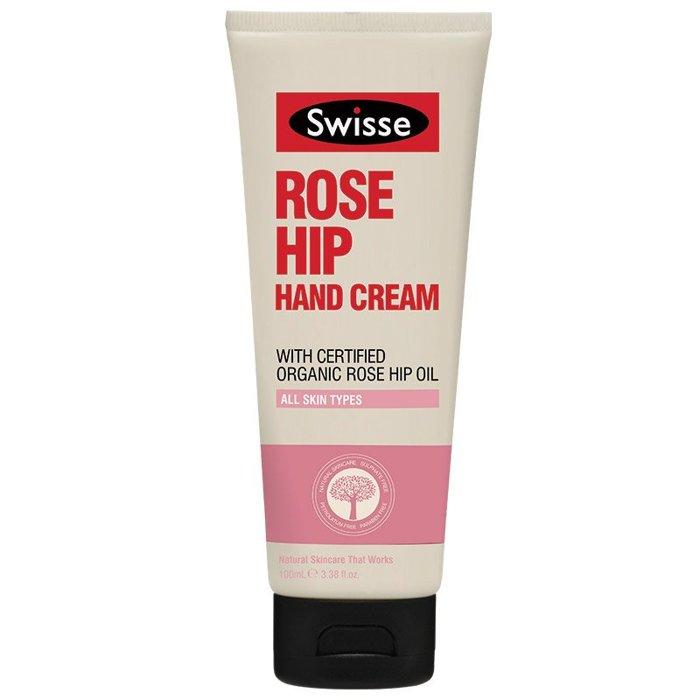 Swisse Rose Hip Hand Cream 玫瑰果油護手霜 100ml