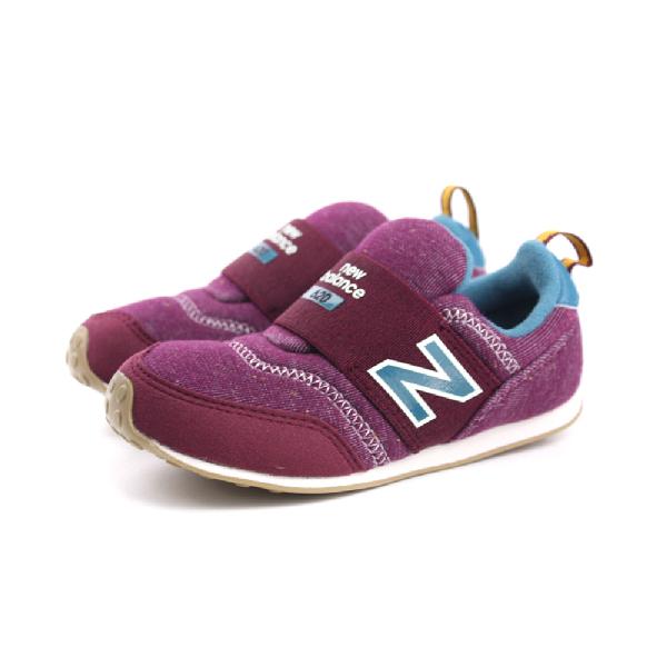 New Balance 620系列 跑鞋 酒紅色 小童 no127