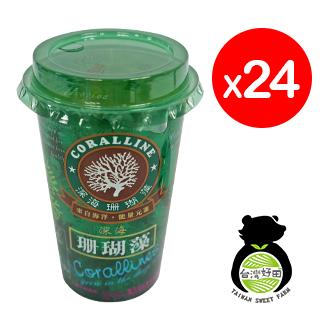【台灣好田】深海珊瑚藻 290g 一箱24瓶
