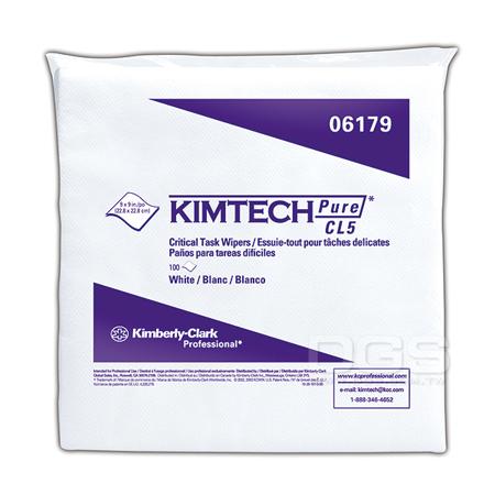 《KIMTECH Pure》無塵擦拭布 Wipers