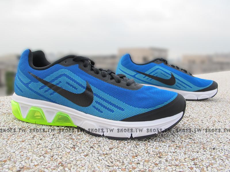 Shoestw【654898-403】NIKE AIR MAX BOLDSPEED 慢跑鞋 藍黑 氣墊
