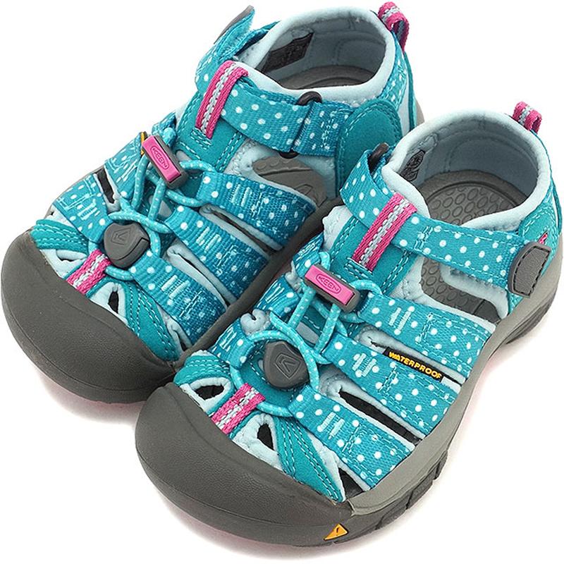 【鄉野情戶外專業】 Keen |美國|  Youth Newport H2 越野護趾運動涼鞋 兒童款 _1012290