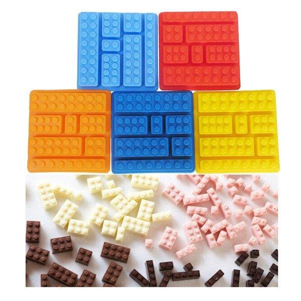 =優生活=食用級矽膠方型樂高積木型冰格 製冰盒 冰格模具 創意冰格 甜點飲料必備冰塊 LEGO模型