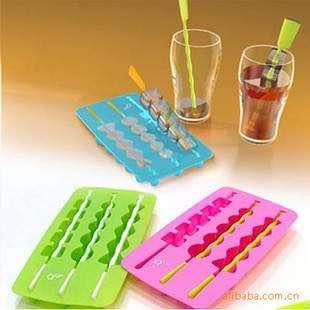 =優生活=創意冰格 糖葫蘆造型製冰盒 製冰模具 冰塊 冰棒攪拌器