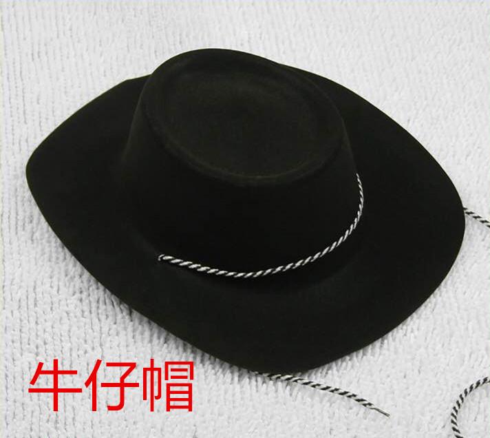 =優生活=聖誕節道具 舞台表演演出帽 魔術帽 牛仔帽 爵士帽 英倫帽 尾牙 萬聖節 cosplay