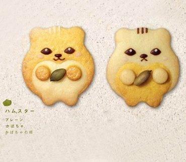 =優生活=餅乾模具 烘焙模具 翻糖模具 倉鼠 松鼠餅乾模具 萌萌噠小倉鼠 收延餅乾模具