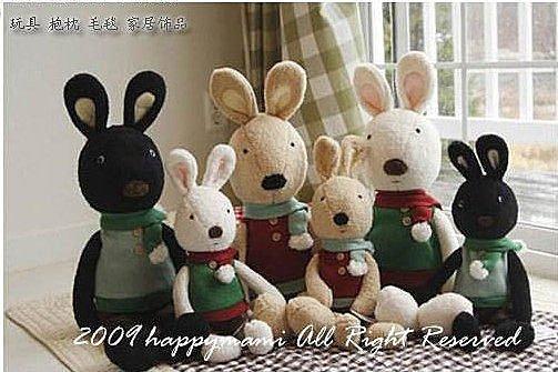 =優生活=日本正品 le sucre 砂糖兔 法國兔娃娃 滿月禮物 結婚禮物 情人節禮物 圍巾30公分