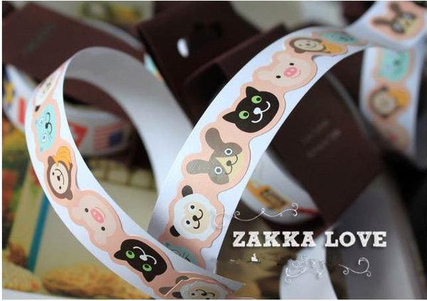 =優生活=韓國創意紙膠帶 英國倫敦 可樂 行李箱 動物 汽車 裝飾膠帶 相冊貼 照片貼
