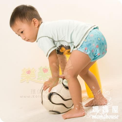 《樂樂環保布尿布兜.魔鬼沾.單一尺寸尿褲兜.J009海馬貝殼》  台灣製.NB~XL.從小穿到大