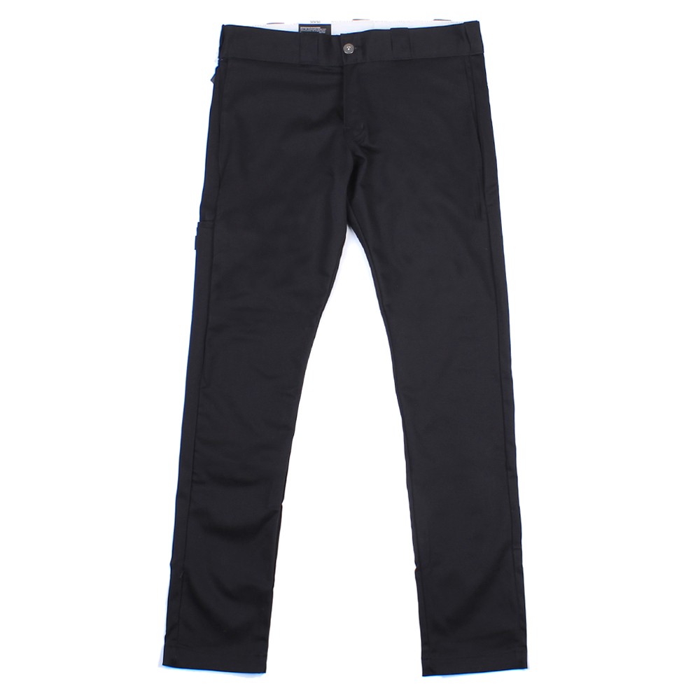 【EST】美版 DICKIES WP810 SLIM FIT WORK PANTS 窄版 工作褲 [DK-5006-002] 黑 W28~36 F0108