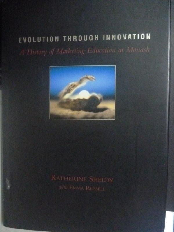 【書寶二手書T5/財經企管_WGU】Evolution Through Innovation