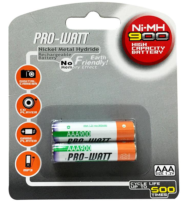4號鎳氫充電電池 AAA