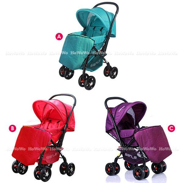 加厚鋪棉手推車腳罩 嬰兒車腳套 防風罩 JB00517