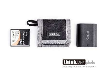 Think Tank ThinkTank 創意坦克 彩宣公司貨 CB971記憶卡.電池收納包 (CB971)