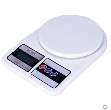 10公斤平台式按鍵電子秤