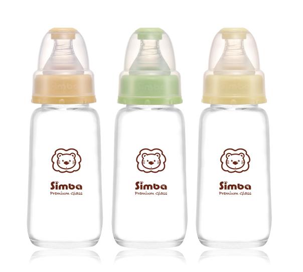 ★衛立兒生活館★小獅王辛巴Simba 標準玻璃小奶瓶150ml(隨機出貨)S6932
