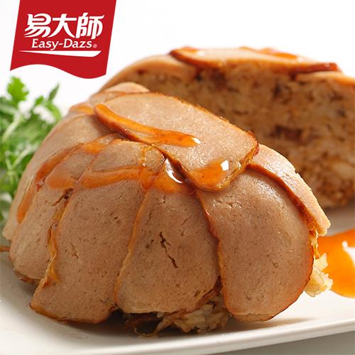 燻板鴨 450g/包 (蛋素) 2入/組【易大師】
