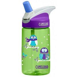 《台南悠活運動家》CAMELBAK 美國 400ML 兒童吸管運動水瓶 冬季貓頭鷹 CB53911