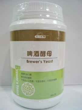 統一生機~啤酒酵母300公克/罐