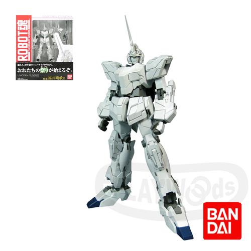 【Playwoods】[機動戰士鋼彈UC Gundam UC]RX-0獨角獸鋼彈Unicorn Gundam(ROBOT魂代理版BANDAI萬代)