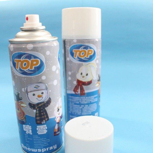 台灣製噴玻璃噴雪罐 白色噴雪花 (大罐450cc)不可融化/一盒6罐入{促99}~聖誕噴雪罐 雪花製造人造噴雪