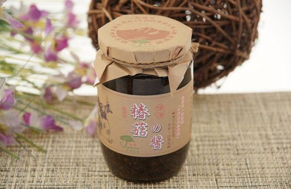 綠緣光 椿菇醬 190g/罐