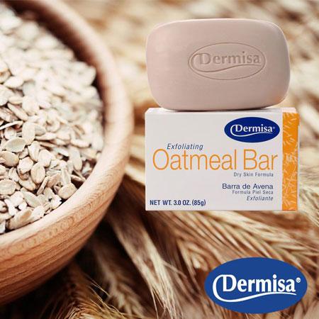 美國 Dermisa 去角質燕麥皂 85g 潔面皂 洗顏皂 洗臉皂 身體皂 肥皂 香皂【B062233】