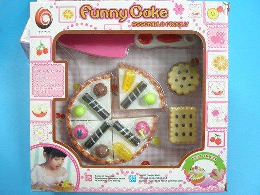 切切樂 生日蛋糕切切樂(中盒)/一盒入{促150}