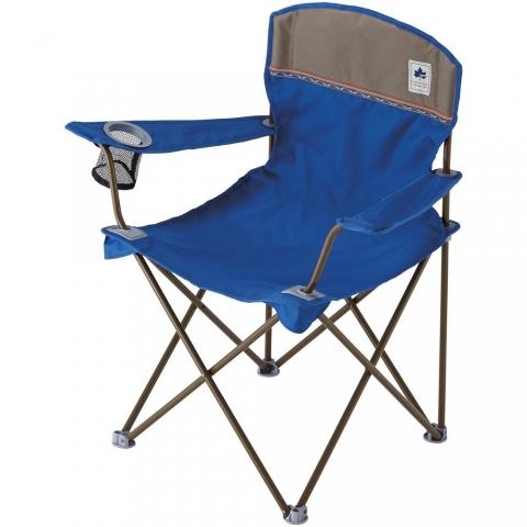【鄉野情戶外專業】 LOGOS |日本|  經典休閒椅-藍 折疊椅/躺椅/釣魚椅 露營用品 帳篷用品 _LG73170030