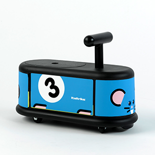 Italtrike La Cosa1滑步車-藍老鼠