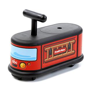 Italtrike La Cosa1滑步車-消防車