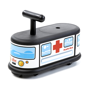 Italtrike La Cosa1滑步車-救護車