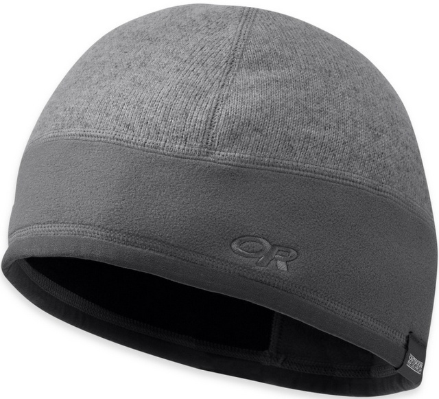 Outdoor Research 防風保暖帽/登山毛帽 Windstopper Endeavor hat 243541 0045灰