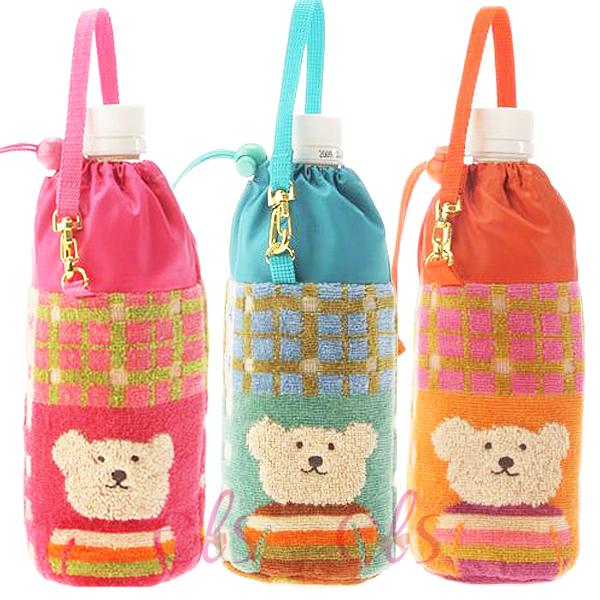 日本RAINBOW BEAR 彩虹熊 保冷水壺手提袋 C01/C02/C03 三款供選 ☆艾莉莎ELS☆