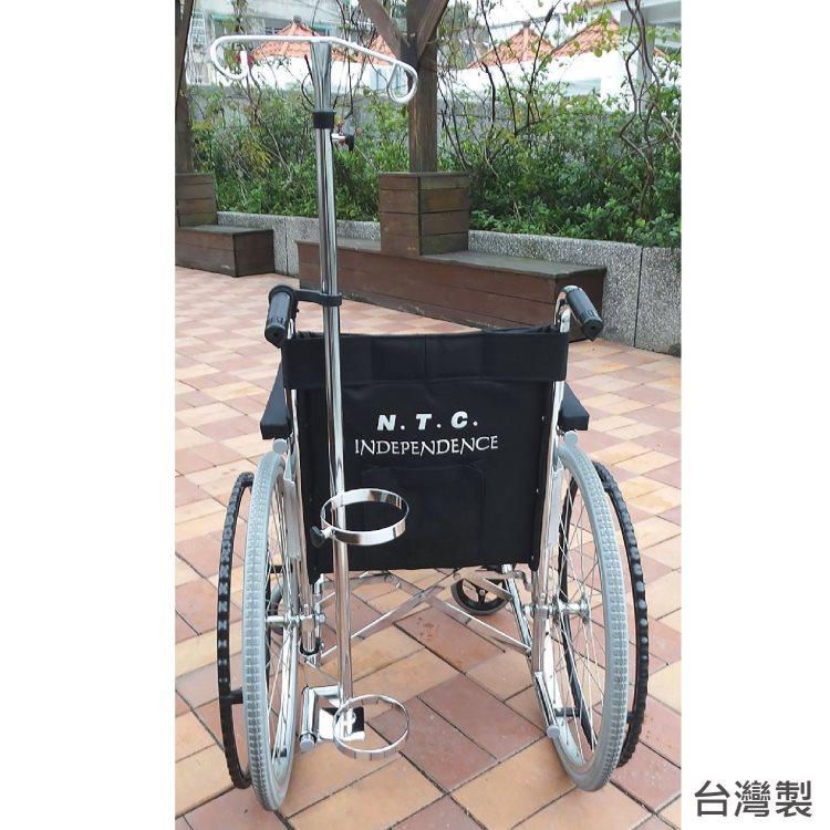 輪椅用氧氣瓶架/附吊掛架 氧氣瓶使用者、銀髮族、行動不便者適用 台灣製