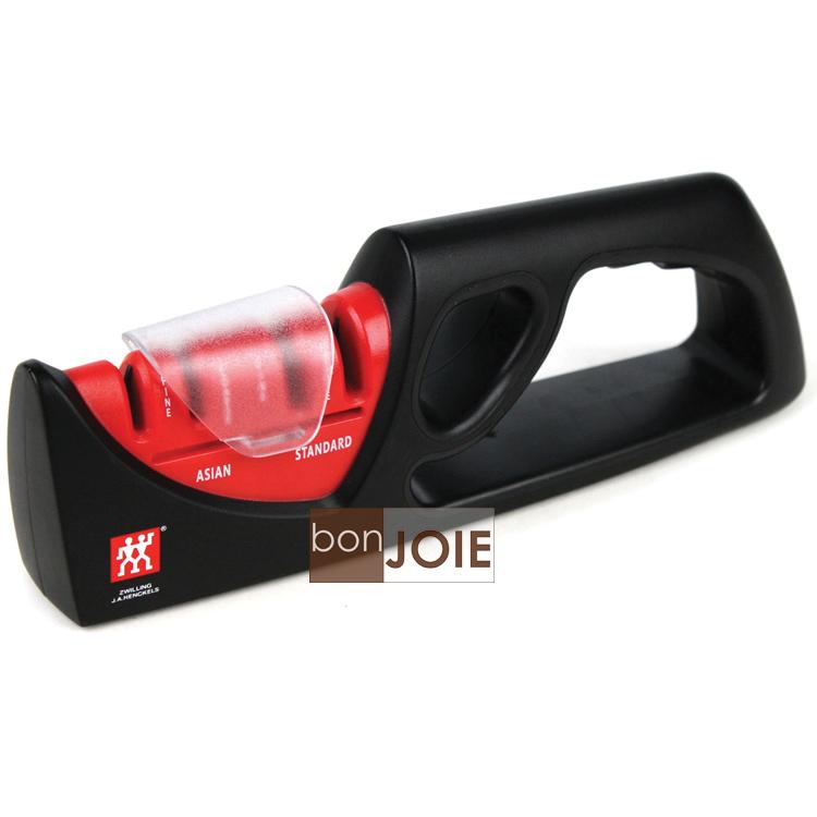 ::bonJOIE:: 德國雙人牌 標準/亞洲雙模式 二段式 磨刀器 (全新盒裝)( 德國雙人 磨刀 德國雙人磨刀器 Standard Asian )