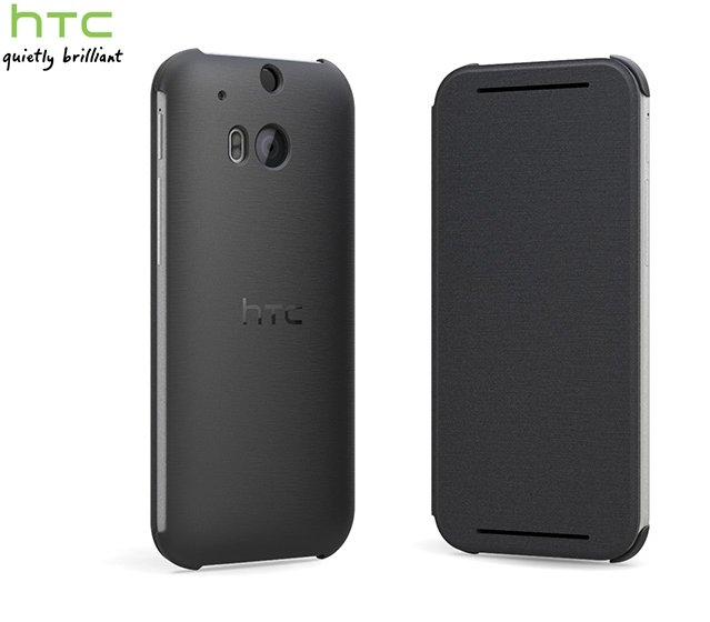 HTC M8 The All New HTC One 原廠可翻式保護套/側開皮套/硬殼/保護套/皮套/先創/聯強公司貨