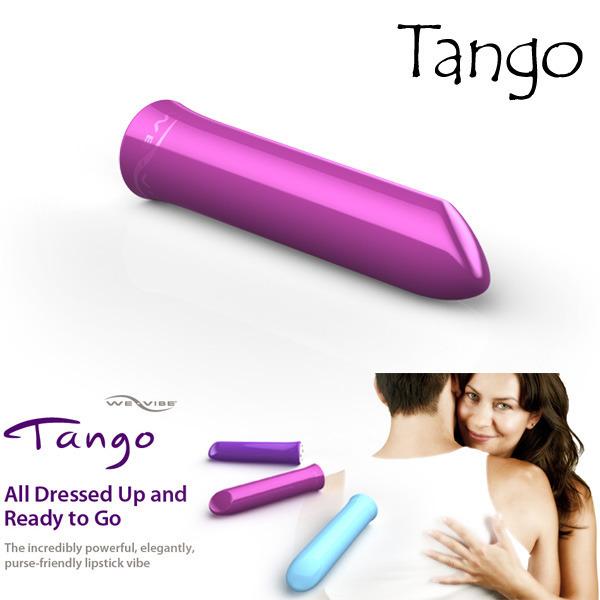◤木子李情趣◥   加拿大 We-Vibe Tango Rose 維依森林 探戈 【跳蛋 名器 自慰器 按摩棒 情趣用品 】