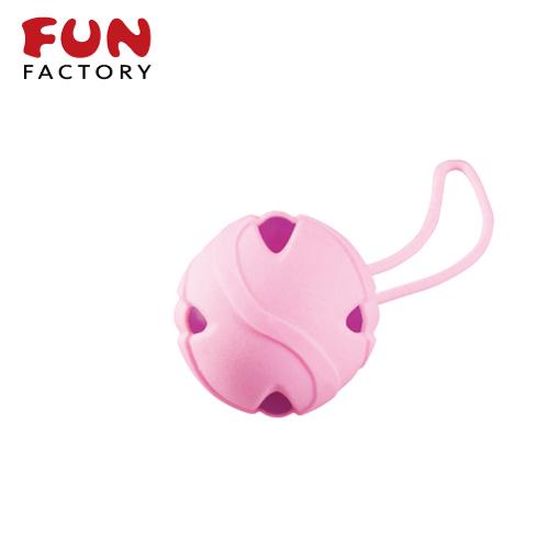 ◤按摩棒情趣按摩棒變頻按摩棒◥聰明球球德國Fun Factory聰明球球單球uno(紫紅/粉紅) 【跳蛋 名器 自慰器 按摩棒 情趣用品 】
